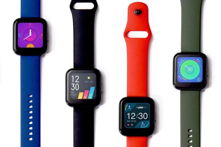 Realme Watch uygun fiyatıyla Türkiye'de satışa sunuldu