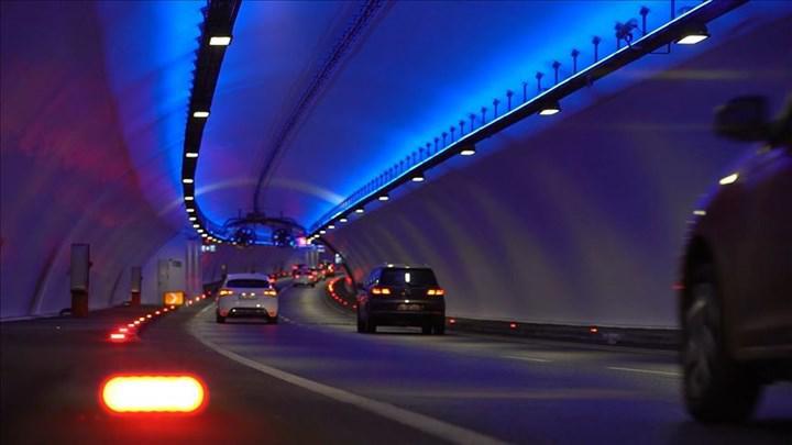 Türkiye'de ilk: Avrasya Tüneli'ne trafik sıkışıklığını yüzde 90 azaltabilen sistem kuruldu