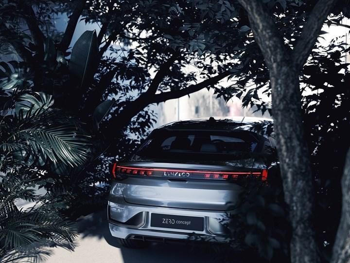 Çinli Lynk & Co'dan yeni elektrikli otomobil konsepti: Zero