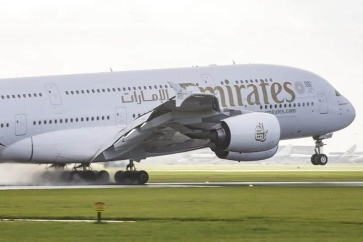 Göklere veda edecek Airbus A380 için verilen son siparişin gövde inşası tamamlandı