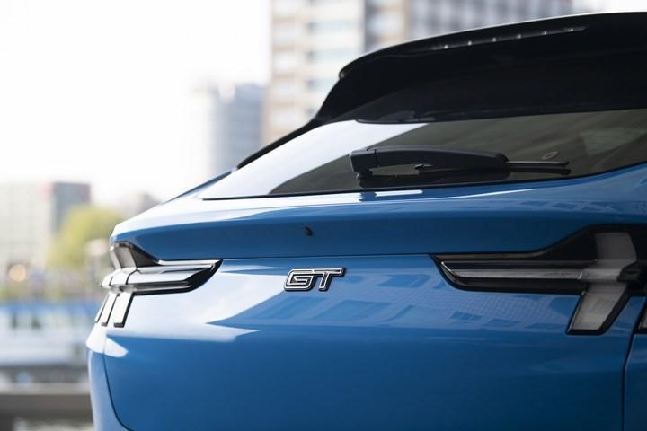 465 beygirlik elektrikli Mustang Mach-E GT Avrupa'ya geliyor: İşte özellikleri