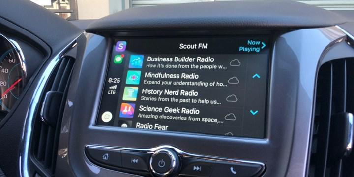 Apple; Scout FM girişimini satın aldı