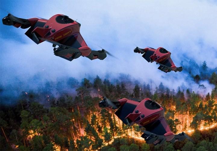 Atlanta merkezli şirket, 225 km/s hıza ulaşan ve kendini havada şarj eden dron üretecek
