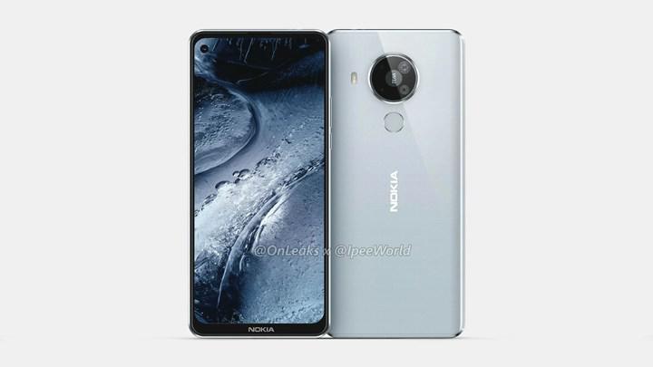 Nokia 7.3'ün tasarımı netleşti: İşte render görüntüleri
