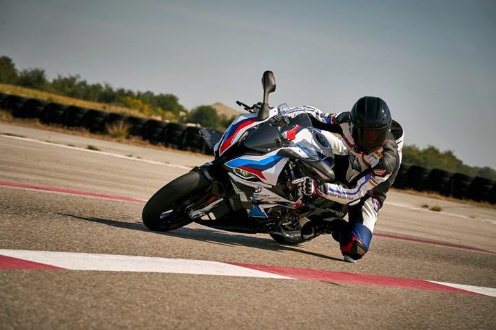 BMW Motorrad'ın ilk 'M' motosikleti Şubat 2021'de Türkiye'de olacak