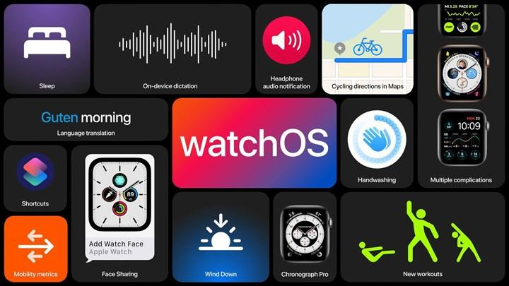 Apple Watch 3 sahipleri watchOS 7 güncellemesinden şikayetçi