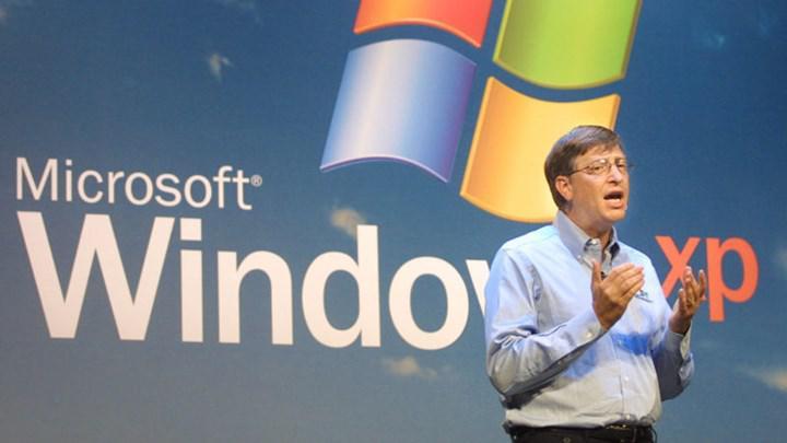 Windows XP'nin kaynak kodları internete sızdı