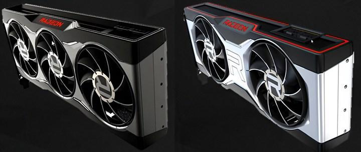 RX 6000 serisinin özellikleri Newegg'de listelendi: 2.5 GHz'e kadar frekanslar geliyor