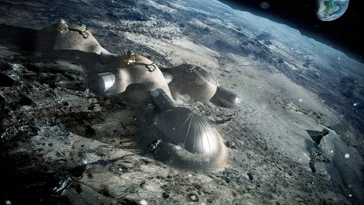 Bilim insanları, Ay yüzeyindeki radyasyon seviyesini ölçtü