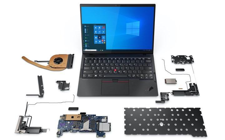 Lenovo ThinkPad X1 Nano serinin en hafifi oldu