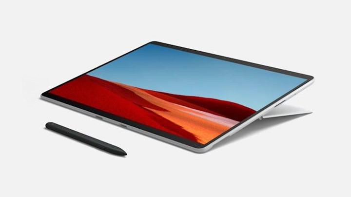 ARM tabanlı yeni Surface Pro X verimliliğe odaklanıyor