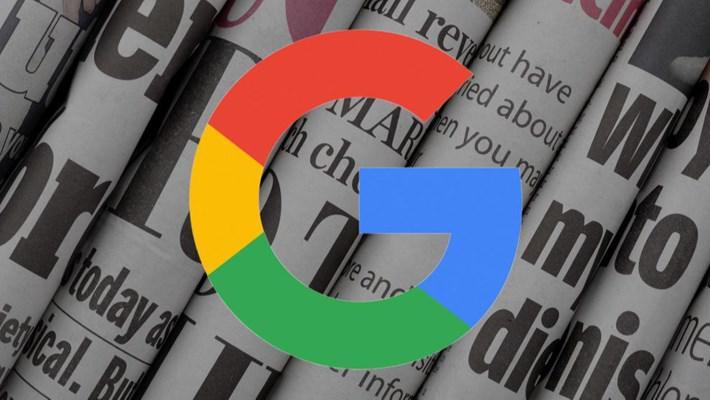 Google güvenilir haberler için yayıncılara 1 milyar dolar yatırım yapacak