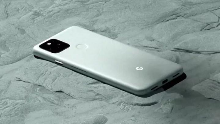 Google Pixel 5, güçlü kamera özellikleriyle geliyor