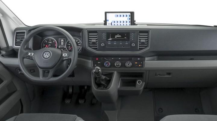 Volkswagen Crafter'ın iki yeni versiyonu satışa sunuldu