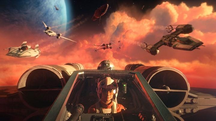 Star Wars: Squadrons satışa çıktı