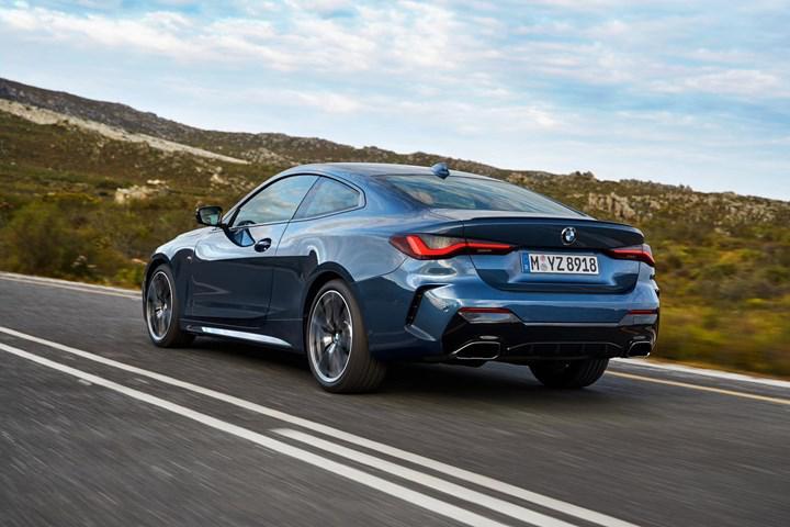 Yeni BMW 4 Serisi Coupe Türkiye'de: İşte fiyatı ve özellikleri