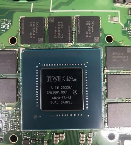 RTX 2080Ti'a yakın performans sunması beklenen Mobil RTX 3070 GPU görüntülendi