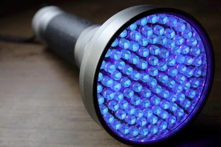 UV LED'ler potansiyel tedavi yöntemini oluşturabilir