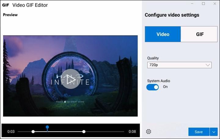 Windows 10'a ekran kaydetme uygulaması geliyor