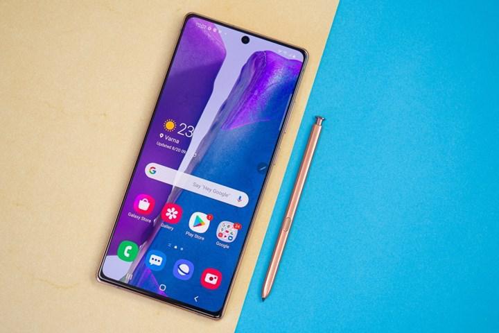 Samsung Galaxy S serisi S Pen'le buluşuyor