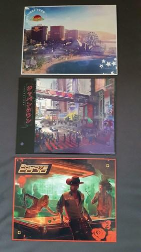 Cyberpunk 2077'nin Night City haritası sızdırıldı