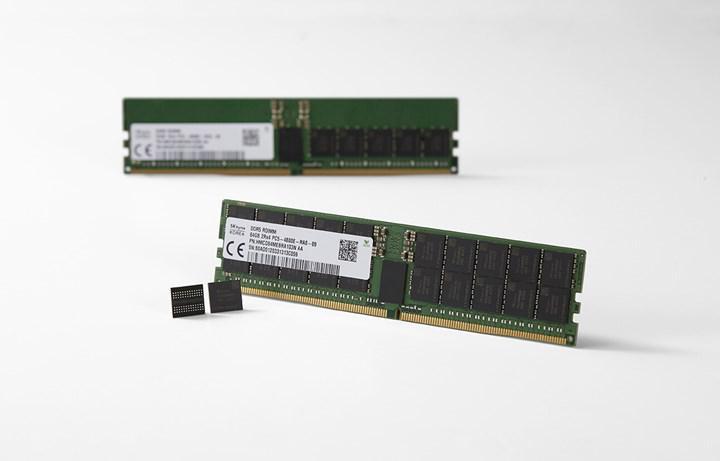SK Hynix dünyanın ilk DDR5 DRAM belleğini duyurdu