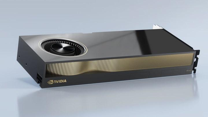 Nvidia Quadro tarihe karıştı: RTX A6000 ve A40 duyuruldu
