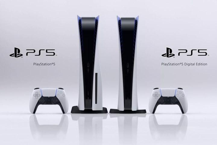 PS5 için ilk satış hedefi 7.5 milyondan fazla