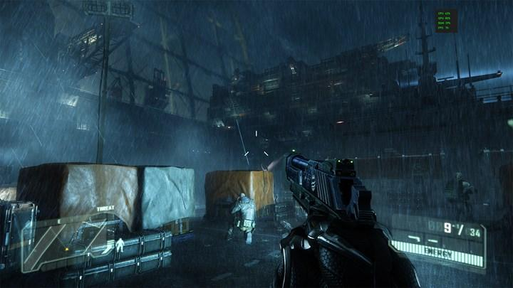 GeForce RTX 3090 üzerine Crysis 3 kuruldu