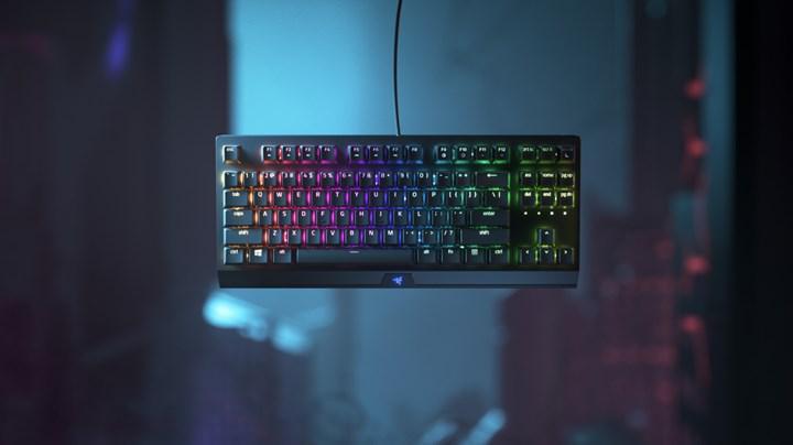 Razer BlackWidow V3 mekanik oyuncu klavyeleri tanıtıldı