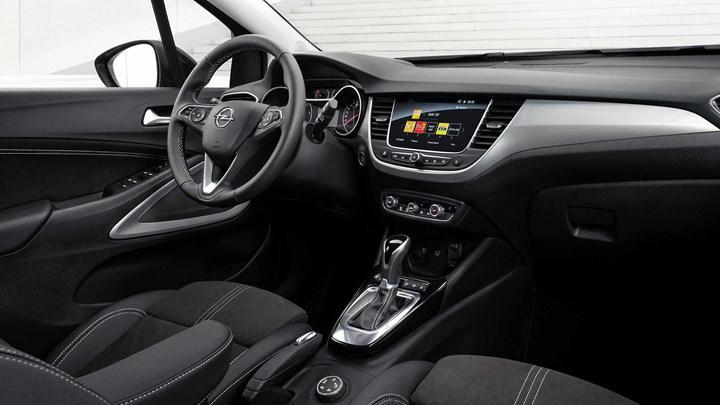 Makyajlı 2021 Opel Crossland tanıtıldı: İşte tasarımı ve özellikleri