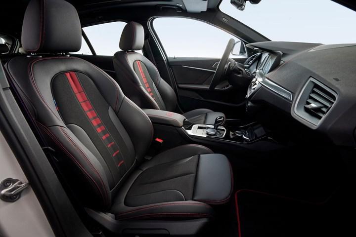 2021 BMW 128ti, önden çekişli 'hot hatch' dünyasına katıldı