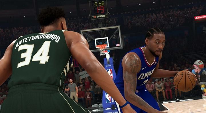 2K Games fragman yayınladı: NBA 2K21 yeni nesil konsollarda böyle görünecek