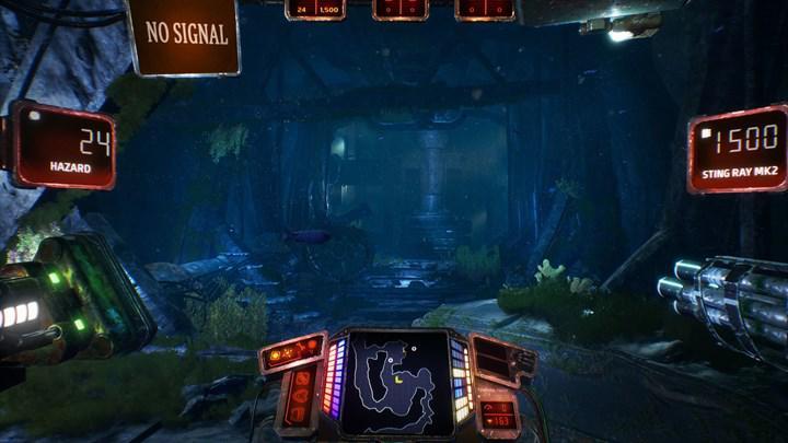 Aquanox Deep Descent'in silahlarını tanıtan bir fragman yayınlandı