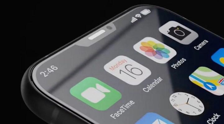 iPhone 13 ile çentik küçülüyor