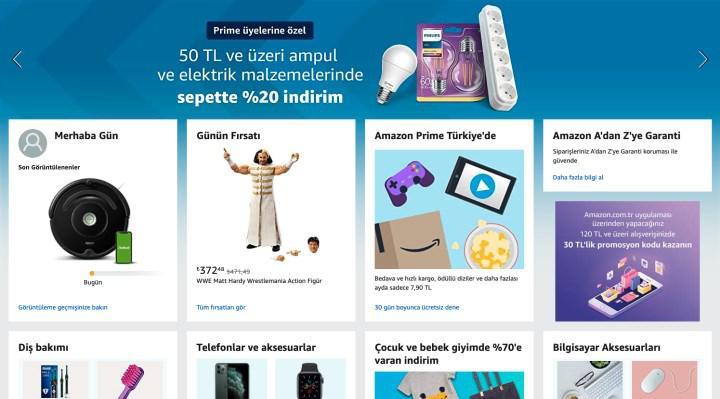 Sıcak Fırsatlar'da günün en çok tıklanan 10 teknolojik Amazon ürünü