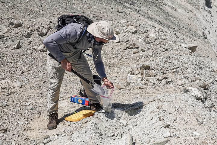 İçinde asbestin de bulunduğu mineraller, iklim değişikliği ile mücadelede kullanılabilir