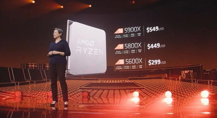 AMD Ryzen 5000'de neden fiyat artışına gitti