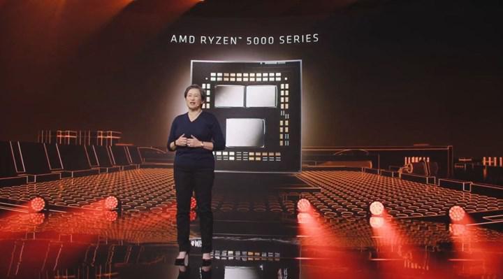 AMD Ryzen 5000 işlemcilerini duyurdu: %29 performans artışı geldi