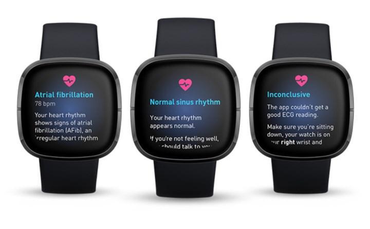 Fitbit'in Sense akıllı saati EKG özelliğini desteklemeye başladı