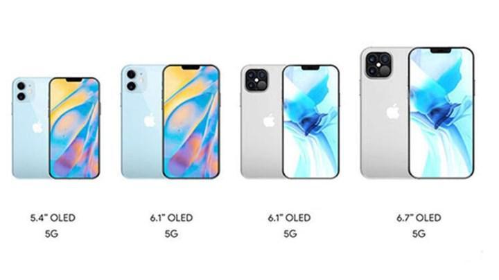 iPhone 12 serisinin piyasa tarihi de sızdırıldı