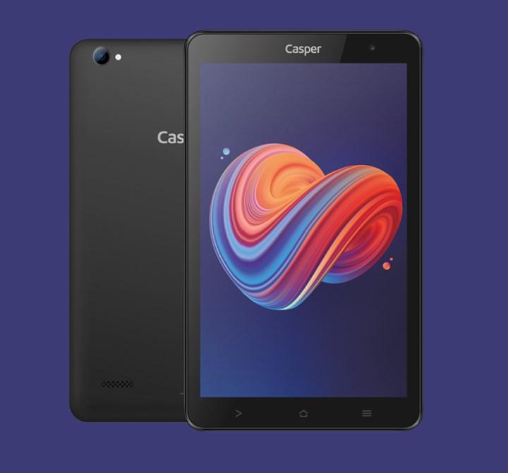 Casper VIA S38 tablet satışa çıkıyor