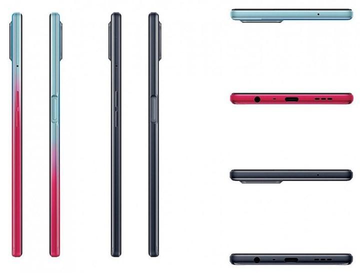 Oppo A73 5G'nin görüntüleri ve özellikleri ortaya çıktı