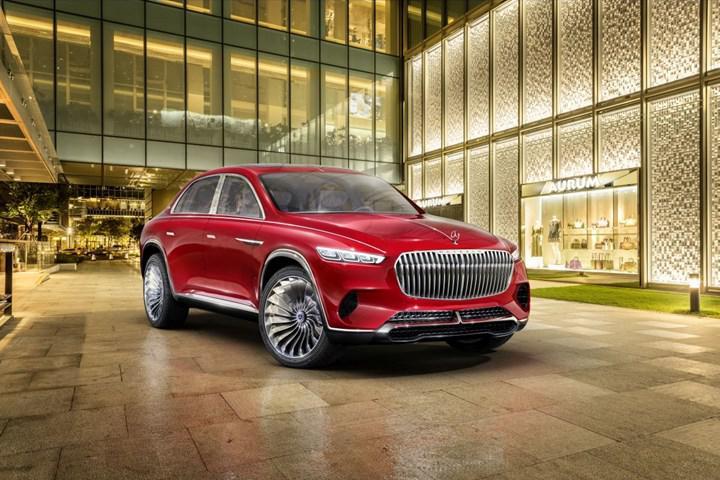 Mercedes-Benz, SUV-Sedan karışımı yeni bir otomobil segmenti oluşturuyor: SUL