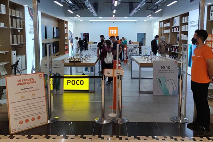Yeni Mi Store Mağazası Ankara Optimum'da Açıldı!