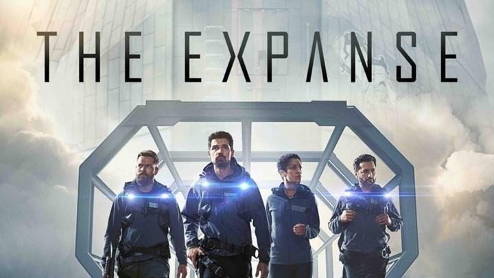 Popüler Amazon dizisi The Expanse'ın yeni sezonundan ilk fragman