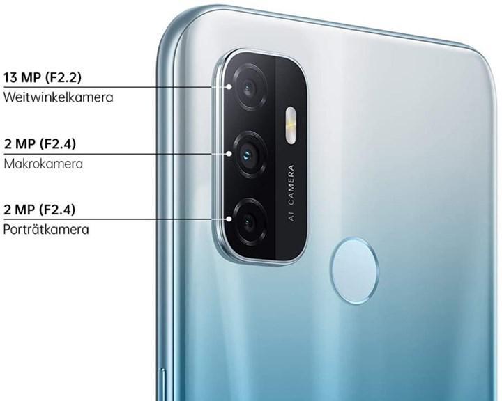 Orta seviye Oppo A53s'in detayları ortaya çıktı
