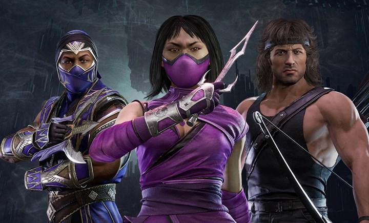 Mortal Kombat 11'e Rambo karakteri geliyor