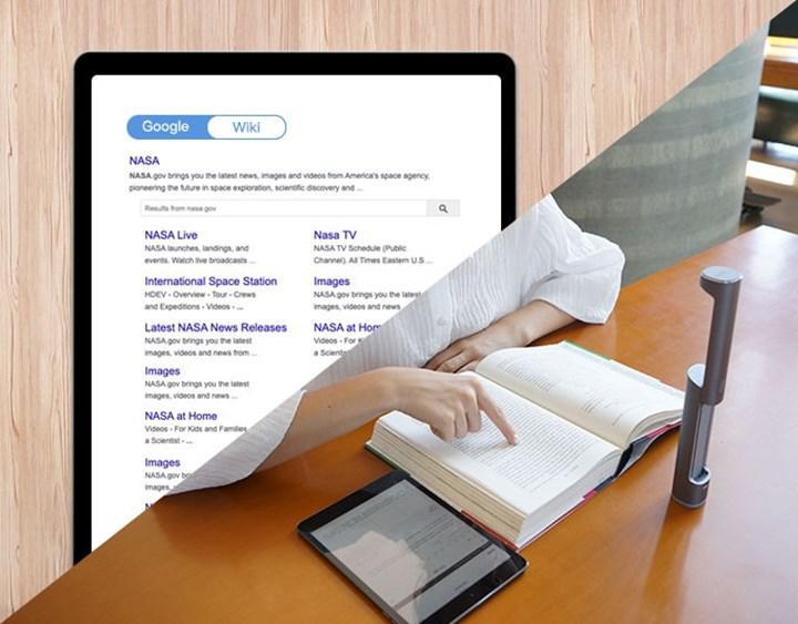 Googstick ile kitabınızdaki terimi internette arayın