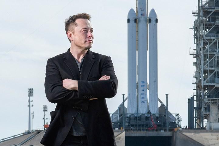 HBO'dan Elon Musk ve SpaceX hakkında mini dizi geliyor